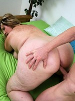 sexy older fatty babe fucked by a dude
