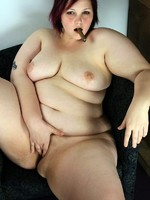 horny bbw chick milla monroe getting drunk